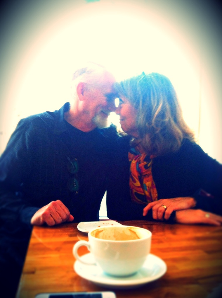 ACCOUNTABLE COFFEE : DAY 20 : Dan and Priscilla Wieden