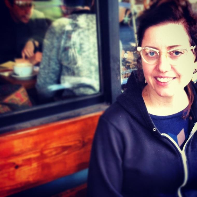 ACCOUNTABLE COFFEE : DAY 18 : Posie Currin