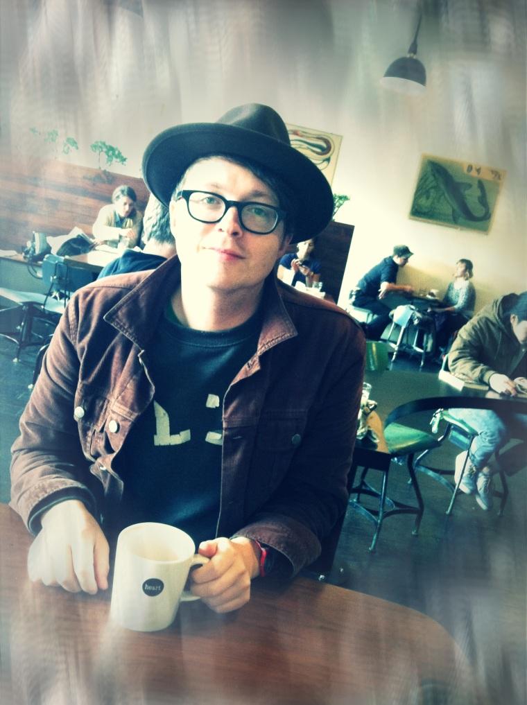 ACCOUNTABLE COFFEE : DAY 21 : Matthew Dickman