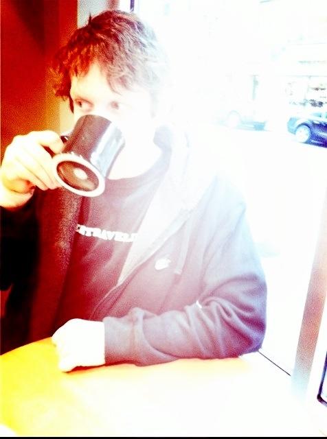 ACCOUNTABLE COFFEE : DAY 23 : Jeff Hylton Simmons