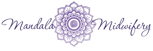 Mandala Midwifery Logo
