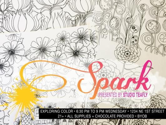 SPARK.EXPLORING COLOR